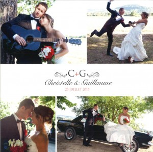 Mariage Christelle et guillaume