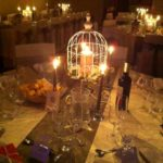 Mariage aout 2015 decoration tables