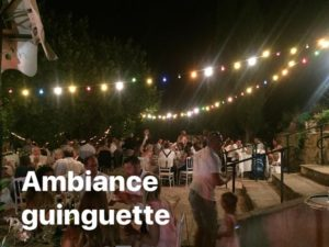 Ambiance Guiguette